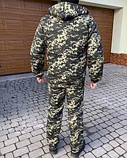 Костюм Камуфляжный Зимний Пограничник, фото 3