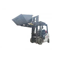 Ковш для вилочного погрузчика с гидравличным управлением КВН-0,5.