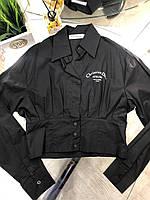 Женская укороченная рубашка Dior, фото 1
