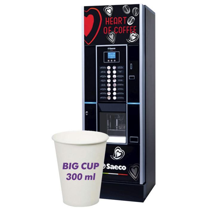 Кавовий автомат Saeco Cristallo Evo 600 ТТТ Big Cups