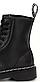 """Жіночі зимові черевики Sex Pistols & Dr. Martens """"God Save the Queen"""" (чорні) зручна молодіжна взуття К12417, фото 8"""