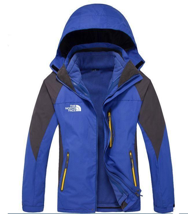 a0a4f7cd Мужская куртка 3 в 1 THE NORTH FACE. Мужские куртки весна. Куртки  спортивные мужские