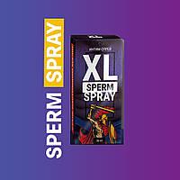 Оригинальный интим-спрей XL Sperm Spray (Сперм Спрей), обеспечивают рост пениса, усиливает оргазм PS