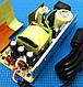 Импульсный блок питания 24В 8А 192Вт AC-DC 24V 5A 5.5х2.5мм TIGER POWER TG-1921A, фото 4