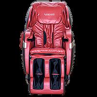Масажне крісло ZENET ZET 1530 Вишневе, фото 1