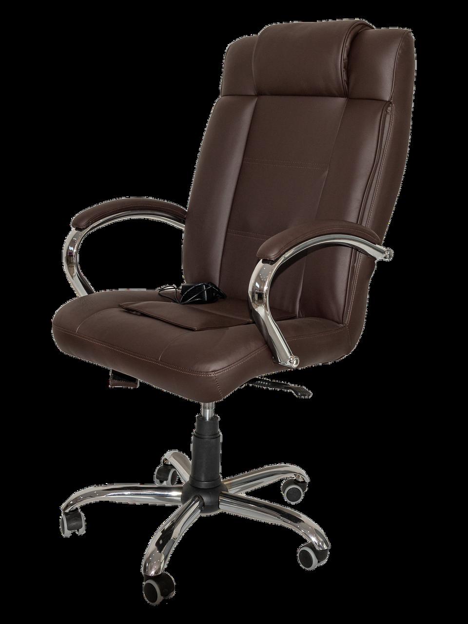 Офісне роликове масажне крісло Zenet Zet-1180
