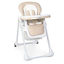 Детский стульчик для кормления M 3890 СARAMEL QT
