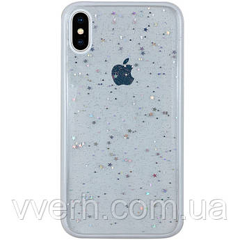 "TPU+PC чохол Shiny Stars для Apple iPhone XS Max (6.5"")"