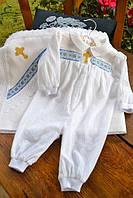 Набор для крещения для мальчика №4