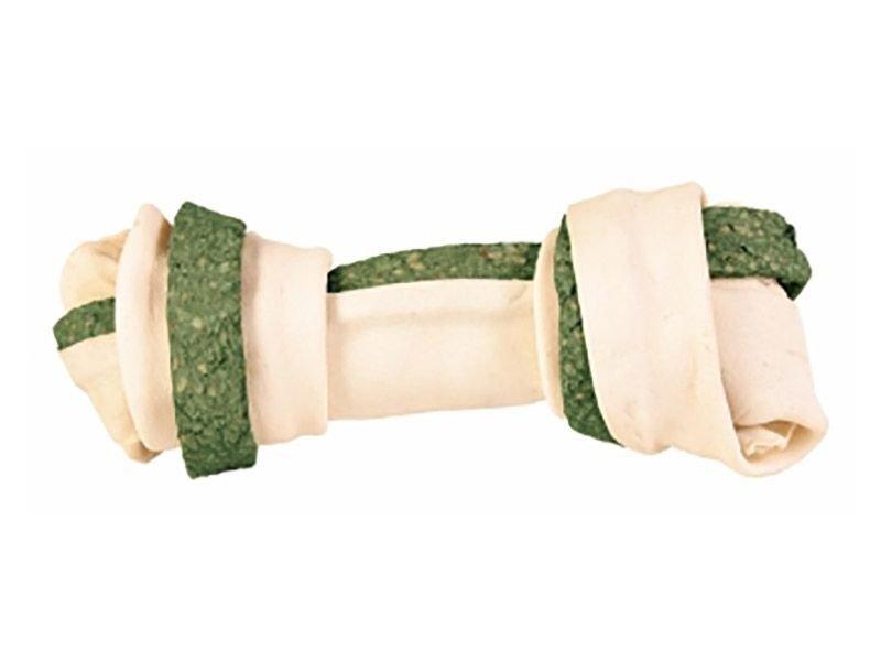 Лакомство для собак кость для чистки зубов спирулина Trixie DENTAfun, 16 см