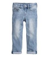 Джинсы Slim на девочку H&M (Германия) р110, 116, 122, 128,  140 см