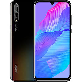 Смартфон Huawei P Smart S 4/128GB Black (51095HVK)