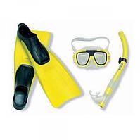 Наборы для плавания (ласты, маски, трубки)