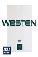 Газовый двухконтурный котел WESTEN Pulsar D 24 F с раздельным теплообменником