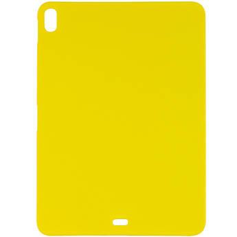 "Чехол Silicone Case Full without Logo (A) для Apple iPad Pro 11"" (2018) Желтый / Neon Yellow"