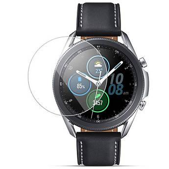 Полімерна плівка 3D (full glue) (тех. пак) для Galaxy Watch 3 45mm