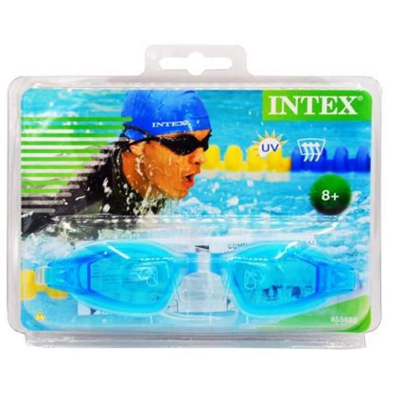 Дитячі окуляри для плавання регульований ремінець ар.0808-3