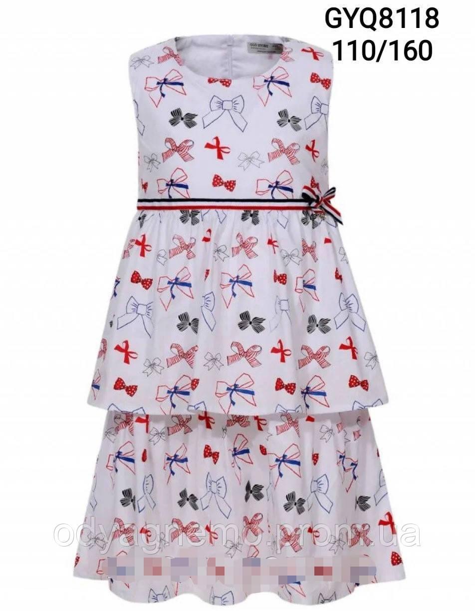 Платье для девочек Glo-story оптом , 110-160 рр.Артикул: GYQ8118