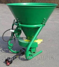 Розкидач солі та піску 500 л МВУ-500 (карданний в комплекті)