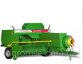 Прессподборщик SIPMA PK 4010 (гидравлический подъем, для трактора от 38 л.с.)
