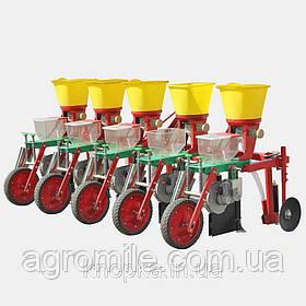 Сеялка овощная точного высева 2BGYF-5 (5 рядная)