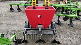 Картоплесаджалка дворядна AGROMECH (180 л, 50 см)