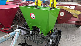 Картоплесаджалка дворядна AGROMECH (180 л, 60 см)