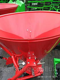 РУМ 500 л Jar-Met (металевий бак, диск з нержавійки, 6 лопатей) Польща