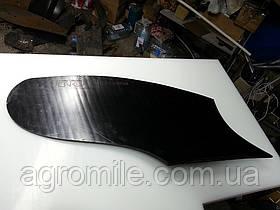 Отвал высокопрочный из композитного материала Текrоne для плуга ПОН (плуг оборотный полунавесной)