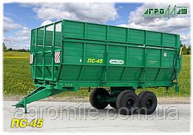 Полуприцеп тракторный специальный ПС-45 (11 т) Бобруйскагромаш (Белоруссия )