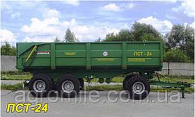 Полуприцеп тракторный ПСТ-24 (24 т) Бобруйскагромаш (Белоруссия )