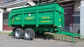 Полуприцеп тракторный ПСТ-14 (14 т) Бобруйскагромаш (Белоруссия )