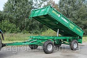 Прицеп самосвальный тракторный 2ПТС-6 (6 т) Бобруйскагромаш (Белоруссия )