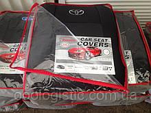 Авточехлы на Toyota Auris 2012 > hatchback, wagon Favorite Тойота Аурис