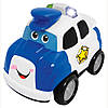 Развивающая игрушка KiddielandPreschool ПОЛИЦИЯ (на колесах,свет,звук)