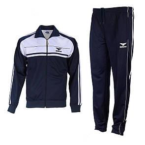 Чоловічий спортивний костюм Montana темно-синій
