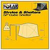 Шелтер Solar SP Cube Shelter, фото 5