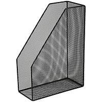 Лоток вертикальный BuroMax металлическая сетка черный Buromax BM.6260-01
