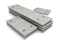 Плити покриття кабельних лотків теплотрас та резервуарів