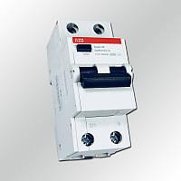 Дифавтомат ABB 10A 30мА 2р Basic M BMR415C10, фото 1