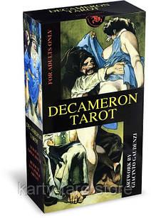 Карты таро Декамерон Decameron Tarot