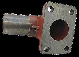 Переходник коллектора выпускного Д-240, Д-243. Переходник МТЗ глушителя 240-1008021-Б1