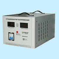 Стабилизатор напряжения электромеханический FORTE IDR-8kVA (8 кВт), фото 1