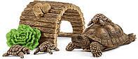Schleich 42506 Домик для черепах 42506 Wild Life Home for Turtles