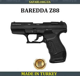 Стартовый пистолет Baredda Z88 (Black) Сигнальный пистолет Baredda Z88 Шумовой пистолет Baredda Z88