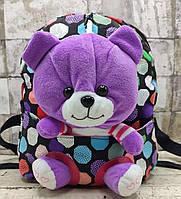 Детский рюкзак 7141 Купить детский рюкзак недорого в Одессе 7 км Рюкзак Игрушка