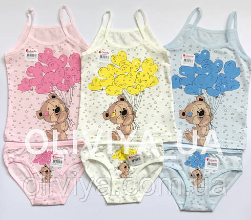 ОПТОМ Детские комплекты белья (в упаковке 5 комплектов одного размера), фото 2