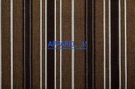 Мебельная ткань  рогожка FLAX STRIPE 02 (производитель Аппарель)