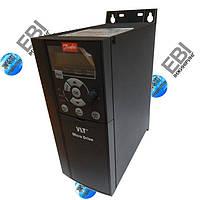 Частотный преобразователь Danfoss (Данфосс) VLT Micro Drive FC 51 2,2 кВт 1 ф 220 В (132F0007)