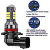 Світлодіодна лампа HB4 9006 42SMD - 8Вт Mini (вказана ціна за 1шт 8Вт) 1200LM 6500K 12 В, фото 5